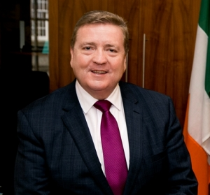Junior Minister Pat Breen