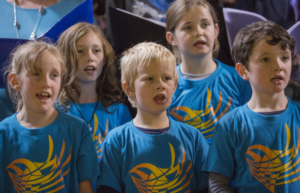 Burren Children's Choir