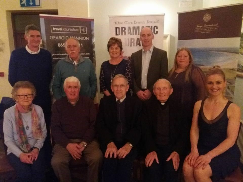 The Doonbeg Drama Festival Launch