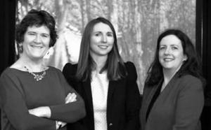 Mary Cashin, Sheila Lynch & Marguerite Phillips, Cashin & Associates Solicitors