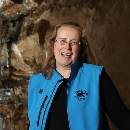 Nuala Mulqueeney, Ailwee Caves