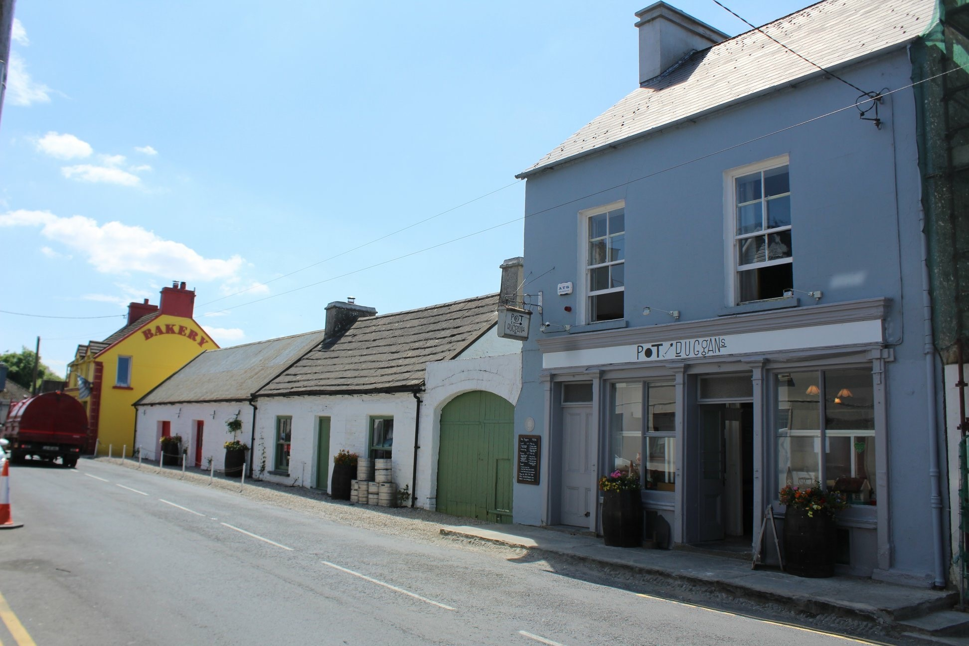 DOB & Minogue getting people of West Clare to travel the world