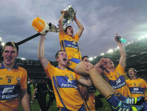 Clare win all Ireland