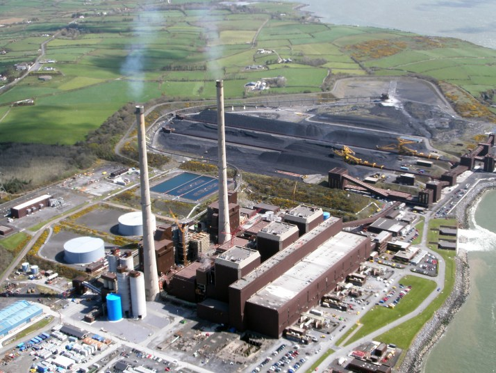 Moneypoint power station - Wikipedia