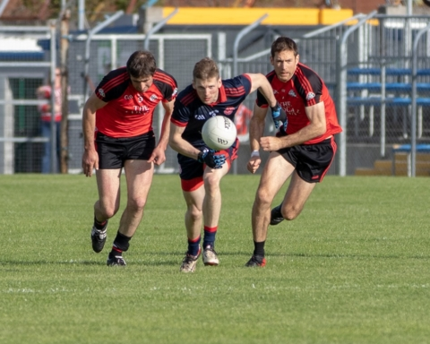 Naomh Eoin/O'Currys safe from Clare SFC relegation