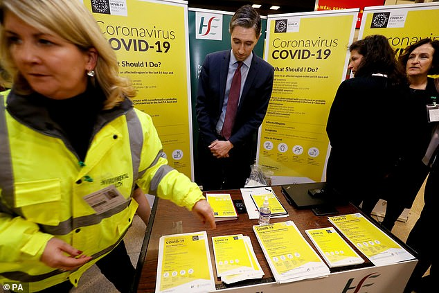 Schools in Wicklow and Dublin taking precautions after return