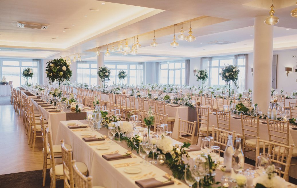 Armada Hotel ballroom weddings