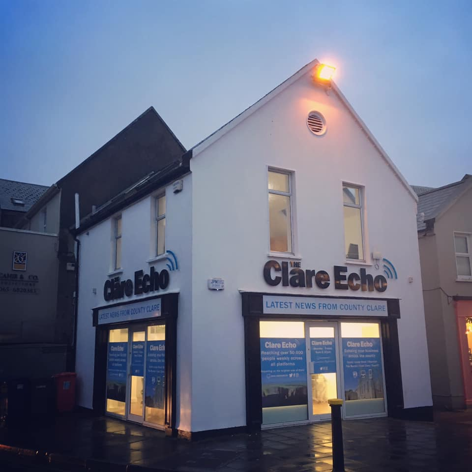 The Clare Echo | Weekly Newsletter