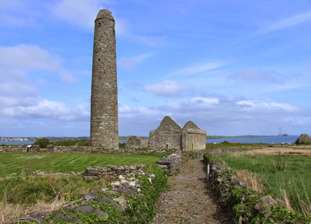 Scattery Island. Pic: Scattery Island Heritage and Development