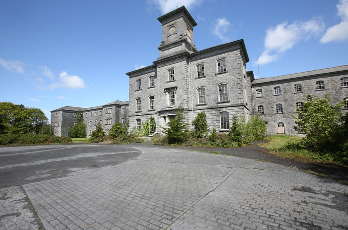 Our Lady's Hospital, Ennis Pic: DNG