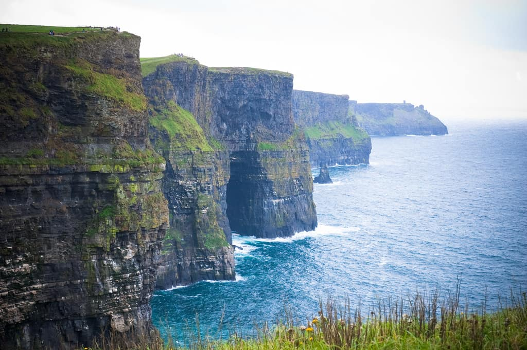 Cliffs of Moher Pic: Ilaria